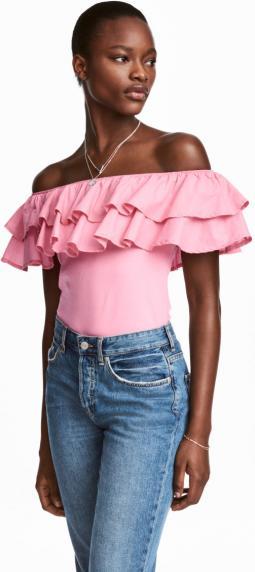 Отзыв на Кофта с опущенными плечами из Интернет-Магазина H&M
