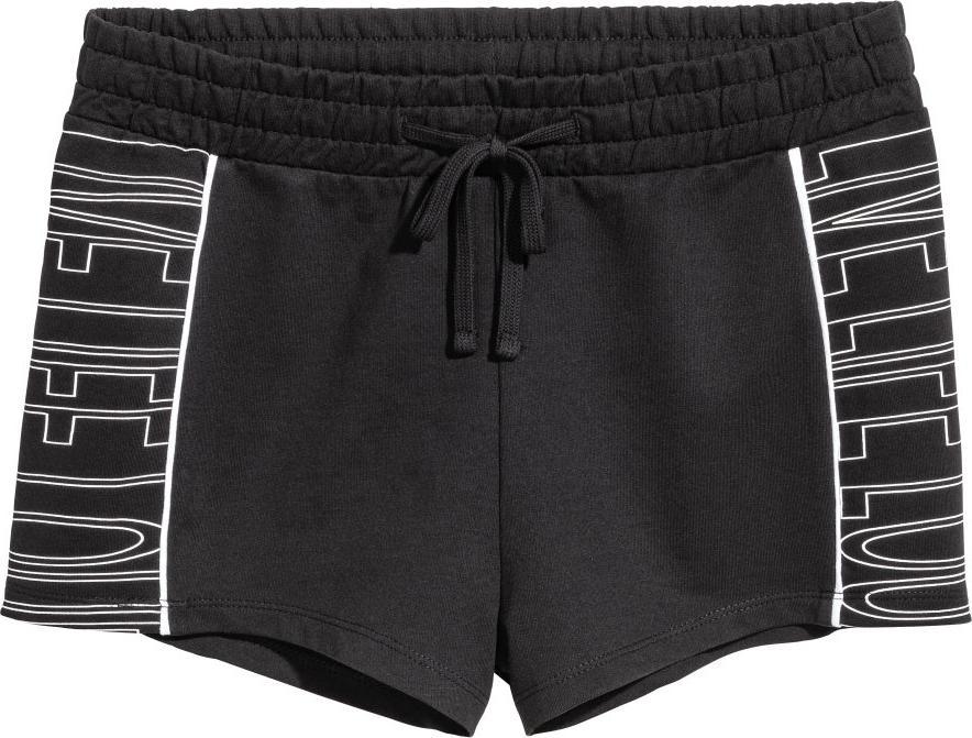 Отзыв на Укороченные Спортивные шорты из Интернет-Магазина H&M