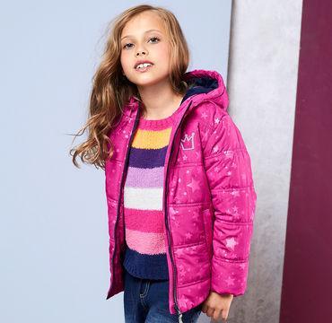 Отзыв на Куртка для девочки с из Интернет-Магазина NKD
