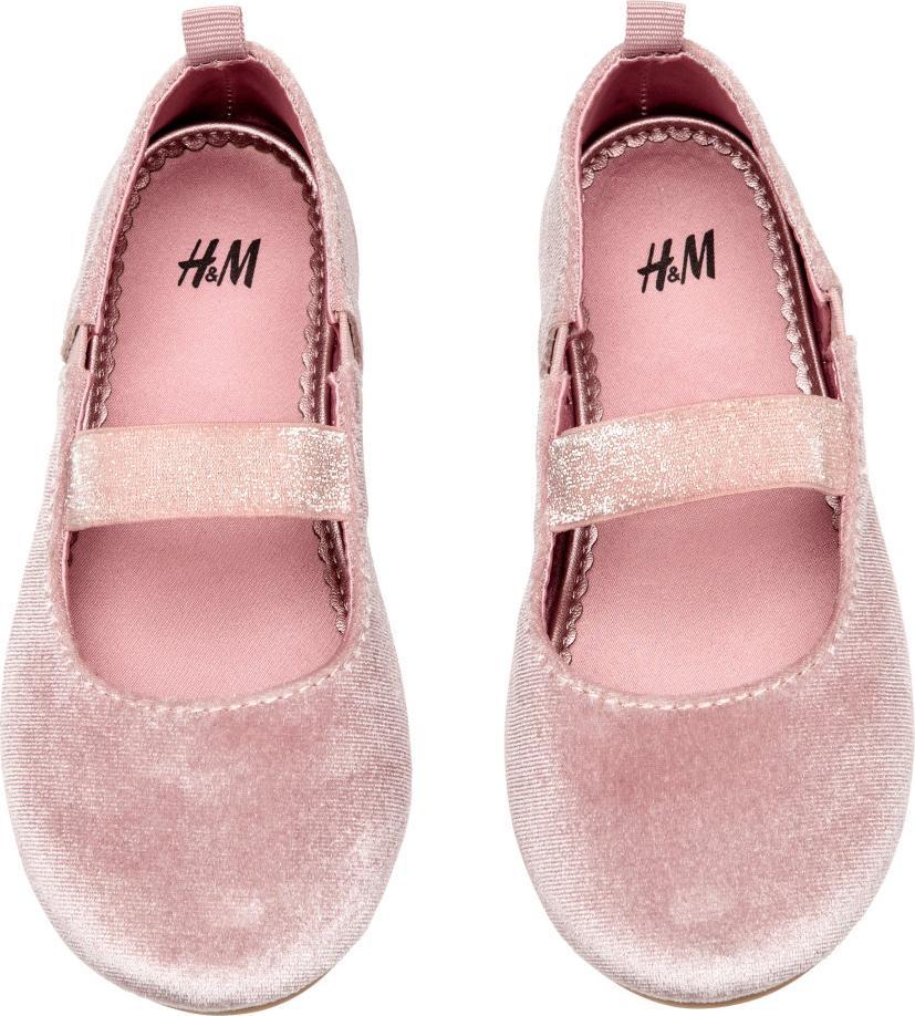 Отзыв на Балетки из Интернет-Магазина H&M
