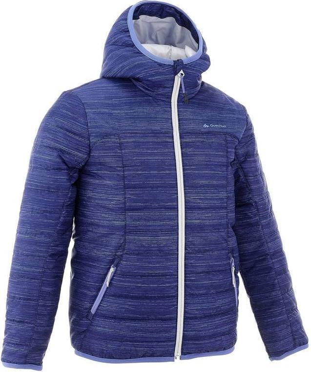 Отзыв на Стеганная куртка   для детей голубой QUECHUA из Интернет-Магазина Decathlon