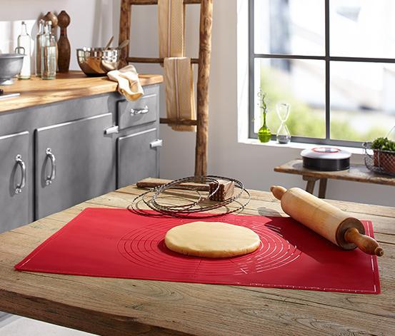 Отзыв на Силиконовый коврик для выпечки и раскатки из Интернет-Магазина Tchibo