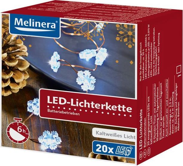 Melinera led lichterkette