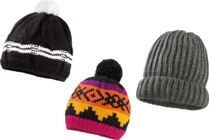 Отзыв на CRIVIT® SPORTS для женщин шапка вязаная из Интернет-Магазина LIDL