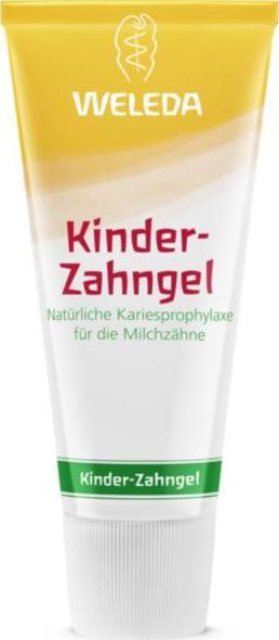 Отзыв на Weleda Kinder-Zahngel из Интернет-Магазина ROSSMANN