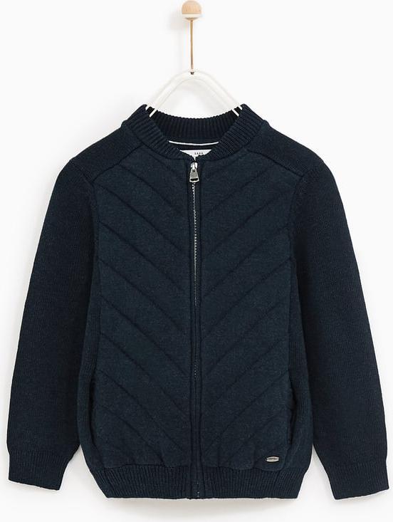 Отзыв на Стеганая куртка с карманами из Интернет-Магазина Zara