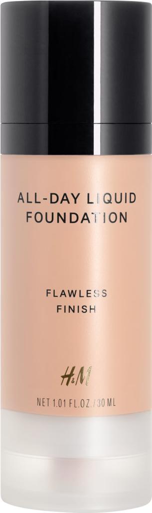 Отзыв на Flüssige Foundation из Интернет-Магазина H&M