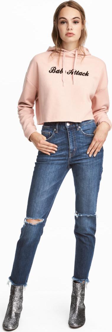 Отзыв на Высокий  Джинсы из Интернет-Магазина H&M
