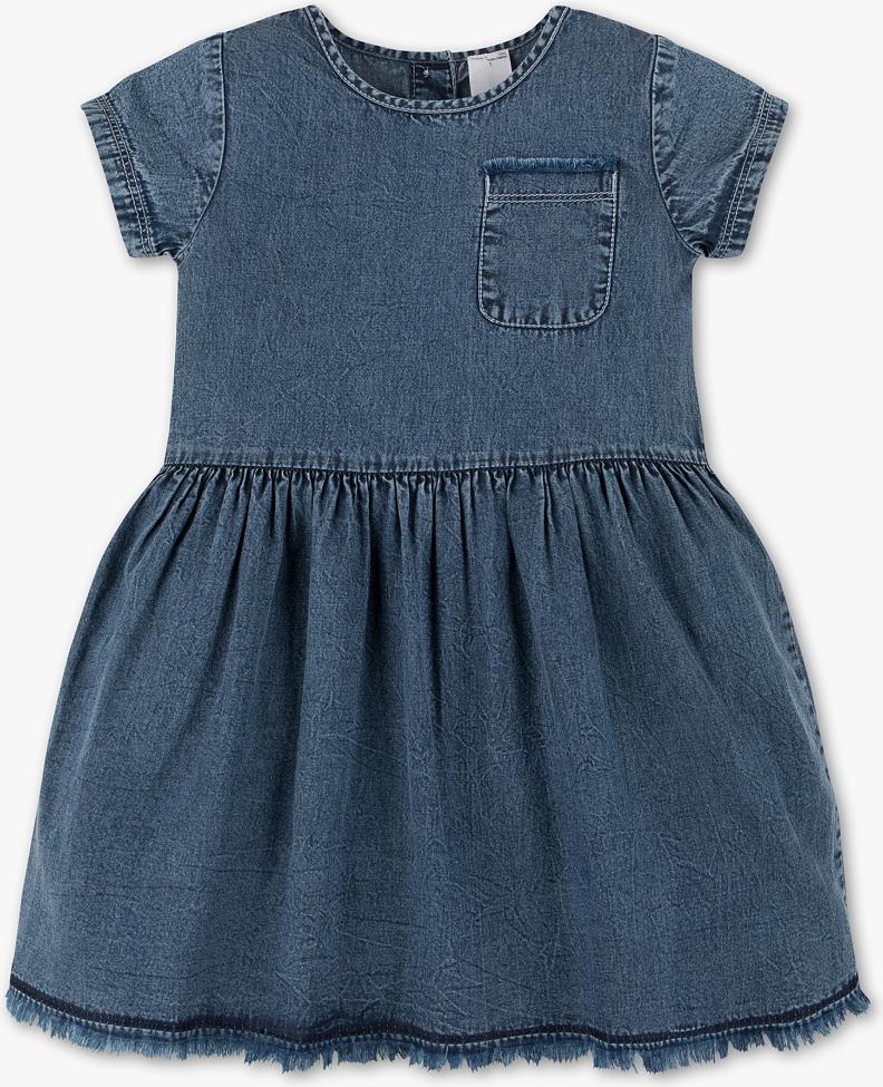 Отзыв на Джинсовое платье из Интернет-Магазина C&A