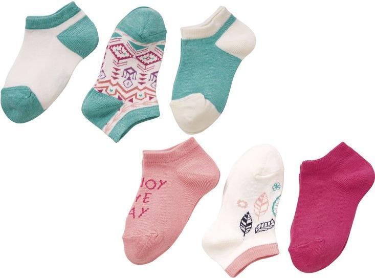 Отзыв на LUPILU®  пары для девочки малыша Носки короткие из Интернет-Магазина LIDL