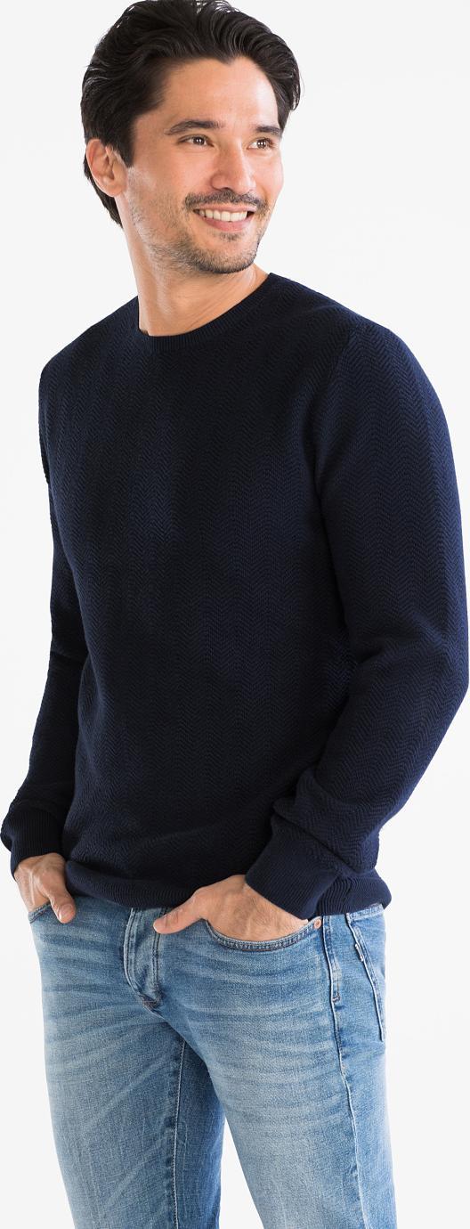 Отзыв на Пуловер с шерстью из Интернет-Магазина C&A