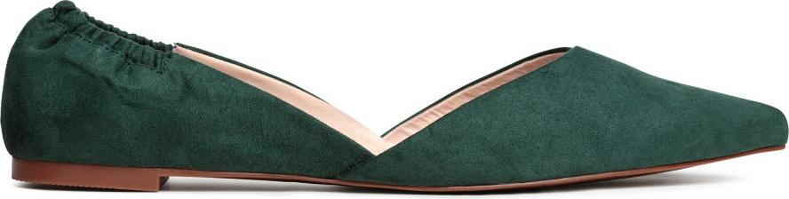 Отзыв на Балетки с острым носком из Интернет-Магазина H&M