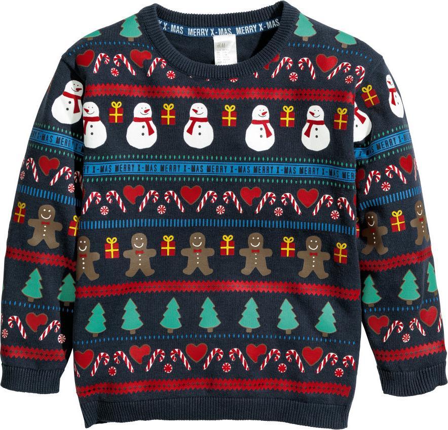 Отзыв на Хлопковый свитер из Интернет-Магазина H&M