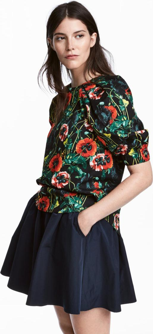 Отзыв на Хлопковая блузка из Интернет-Магазина H&M
