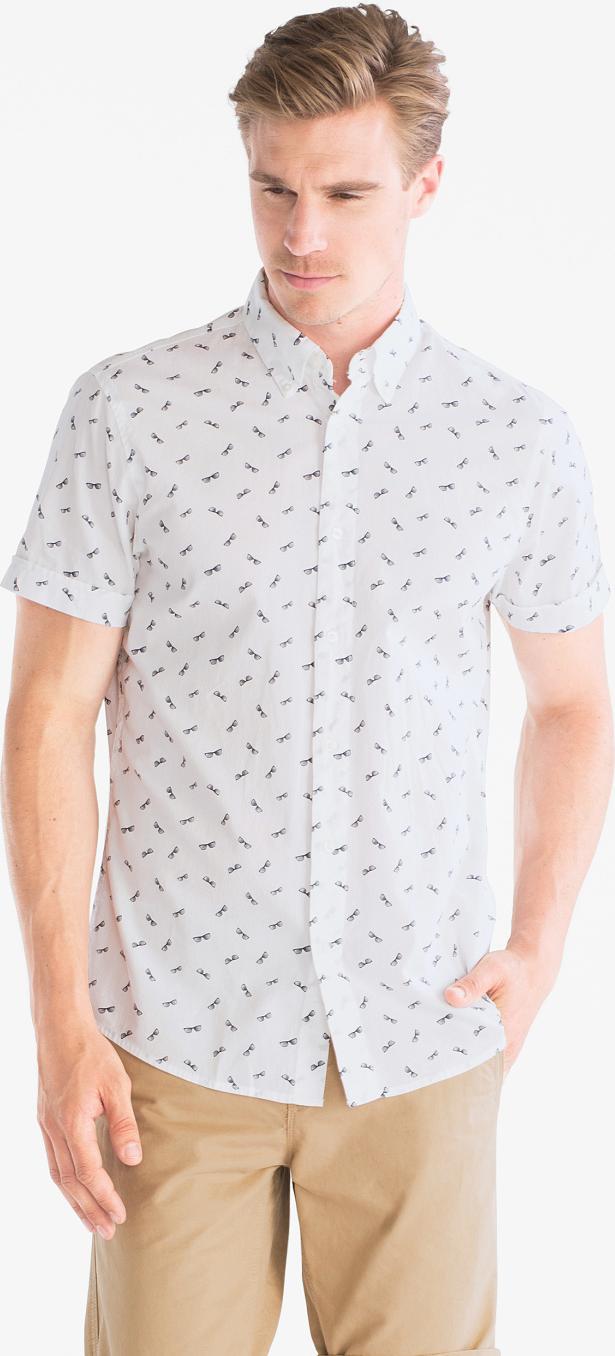 Отзыв на Рубашка  Зауженные из Интернет-Магазина C&A