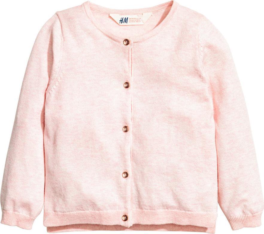Отзыв на Хлопковый кардиган из Интернет-Магазина H&M