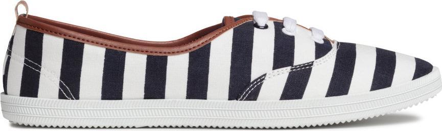 Отзыв на Тканевая обувь из Интернет-Магазина H&M