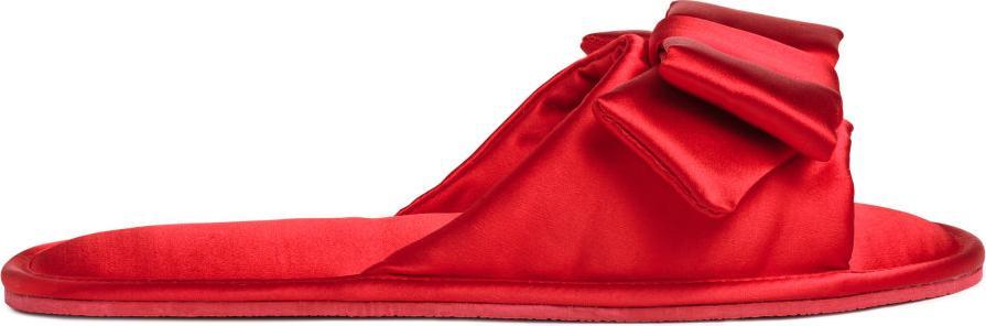 Отзыв на Домашние тапочки с петлей из Интернет-Магазина H&M