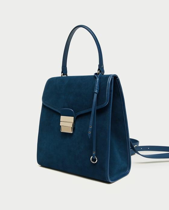 Отзыв на С замши из Интернет-Магазина Zara