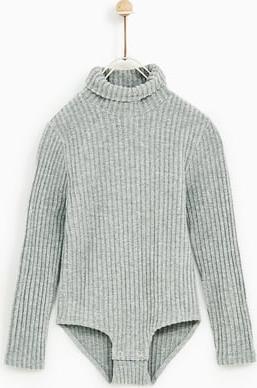 Отзыв на RIPPENSTRICKBODY из Интернет-Магазина Zara