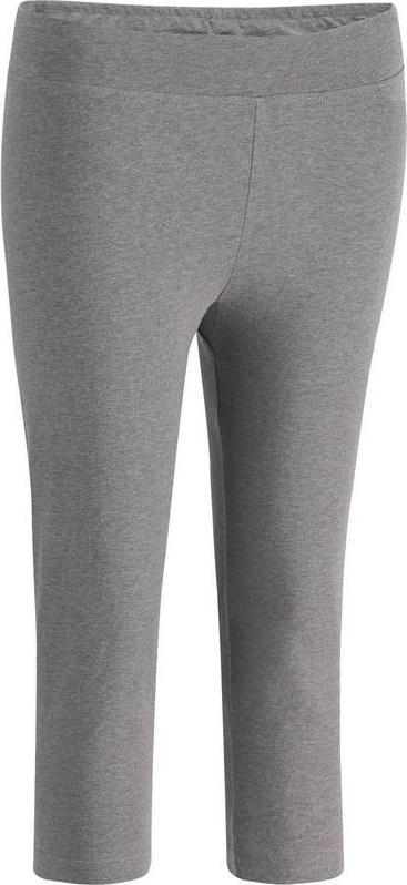 Отзыв на Штаны 3/4 Slim  для женщин серая из Интернет-Магазина Decathlon