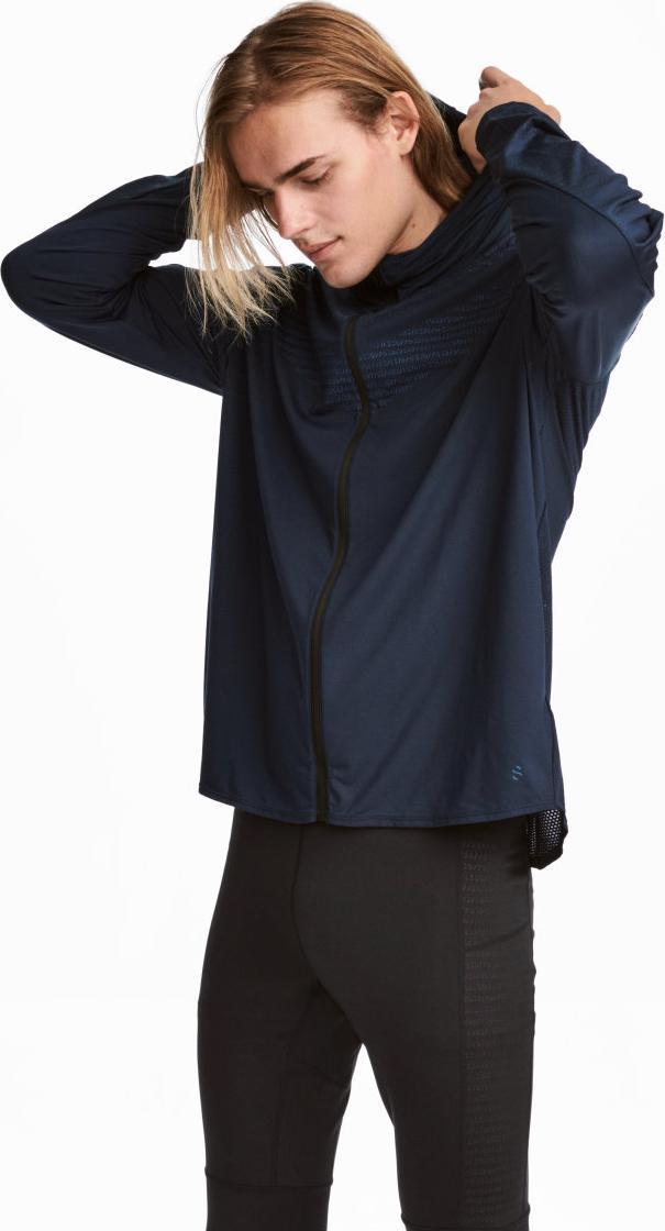 Отзыв на Laufjacke из Интернет-Магазина H&M
