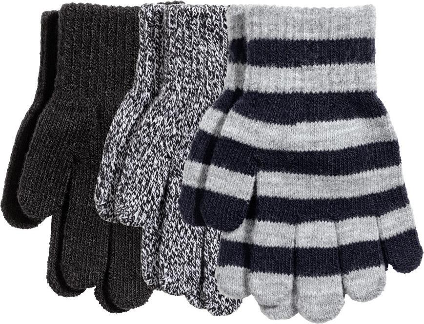 Отзыв на Перчатки 3 пары из Интернет-Магазина H&M