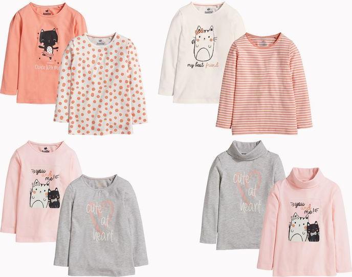 Отзыв на LUPILU®  рубашка с длинным рукавом для девочки малыша из Интернет-Магазина LIDL
