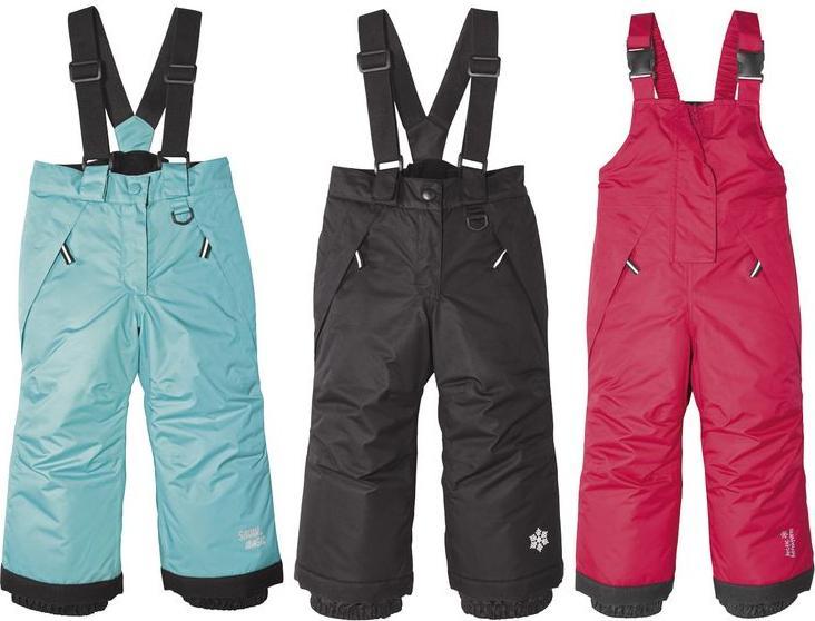 Отзыв на LUPILU® для девочки малыша Лыжные брюки из Интернет-Магазина LIDL