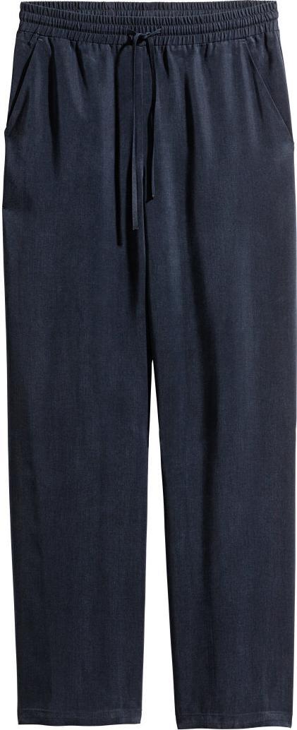 Отзыв на Широкие брюки с лиоцелла из Интернет-Магазина H&M