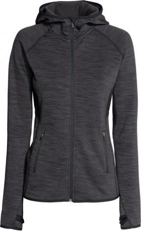Отзыв на Флисовая куртка с капюшоном из Интернет-Магазина H&M