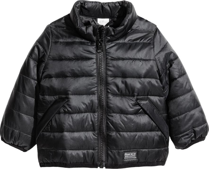 Отзыв на Стеганная куртка из Интернет-Магазина H&M