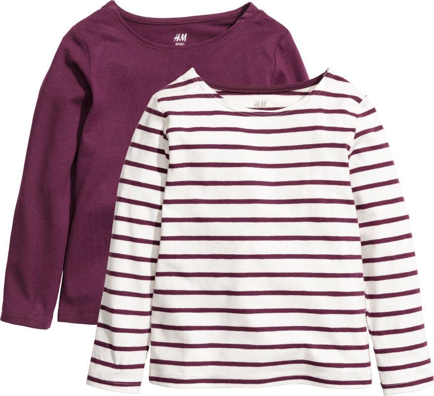 Отзыв на 2-пары трикотажные кофты из Интернет-Магазина H&M