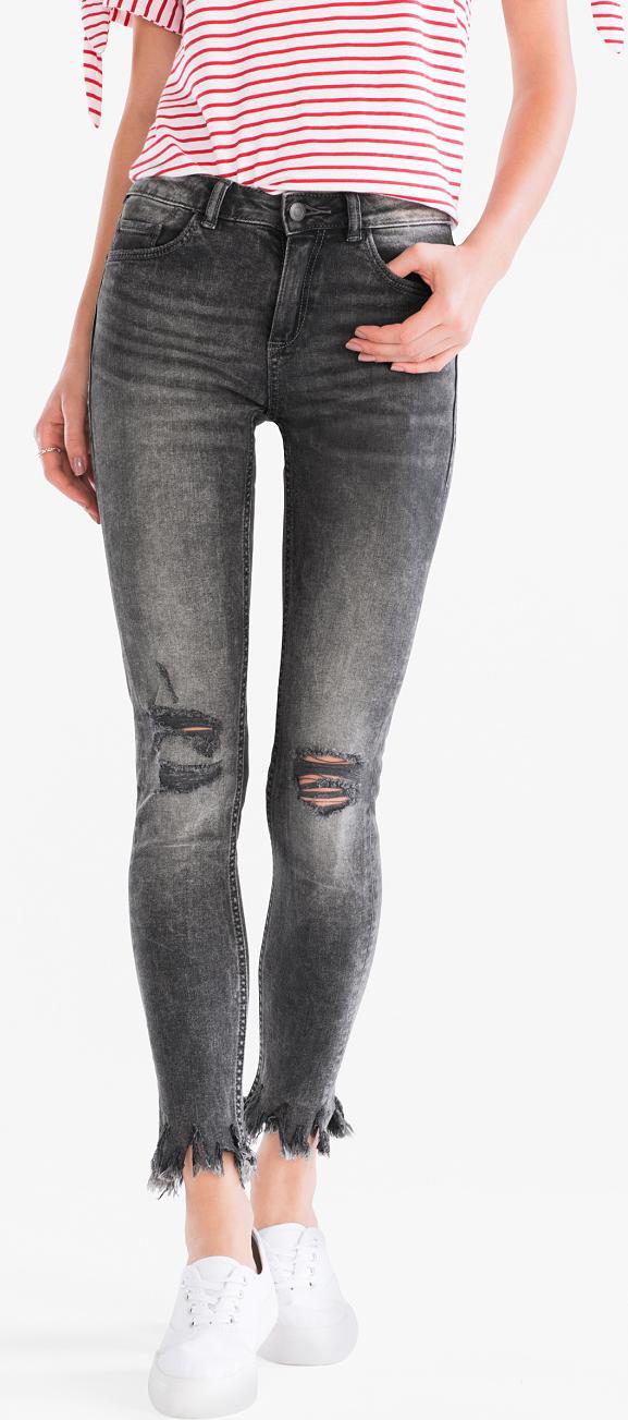Отзыв на Узкие джинсы из Интернет-Магазина C&A