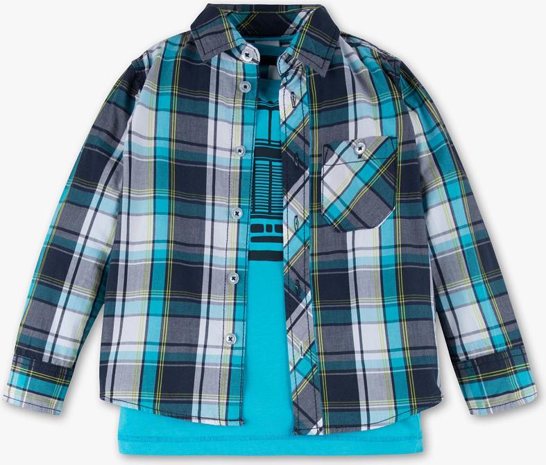 Отзыв на Рубашка с кофта с длинным руковом из Интернет-Магазина C&A