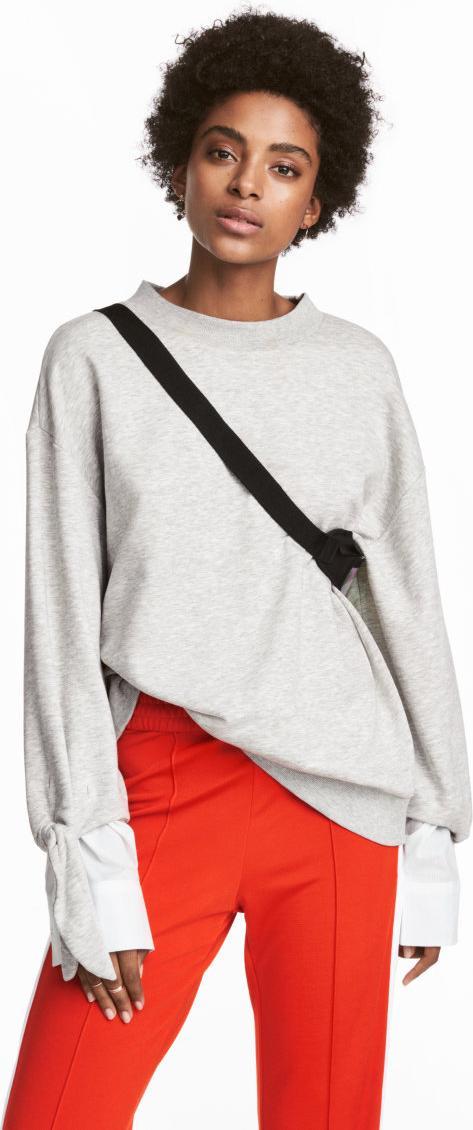 Отзыв на Свитер с Молния из Интернет-Магазина H&M