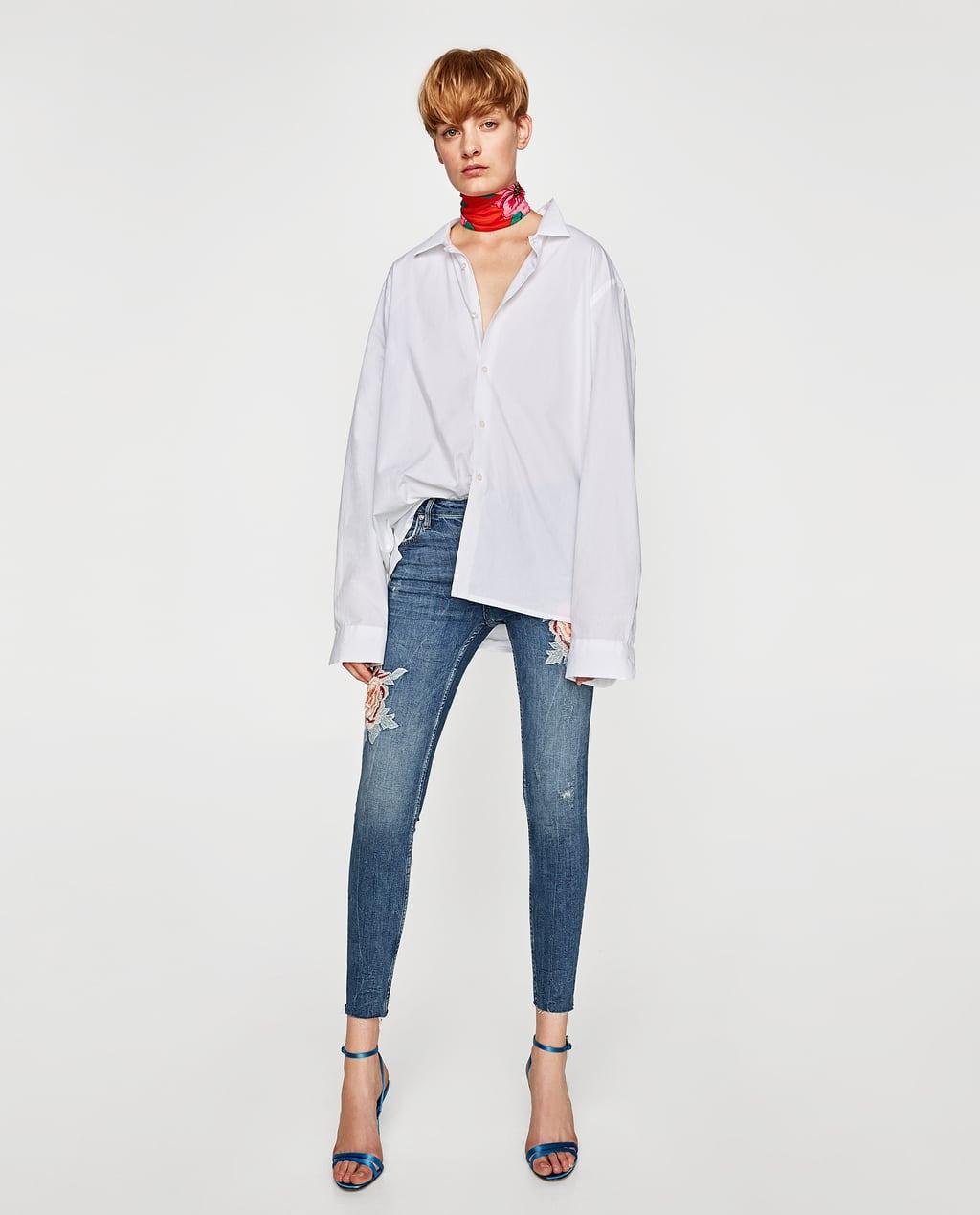 Отзыв на Джинсы узкие джинсы из Интернет-Магазина Zara