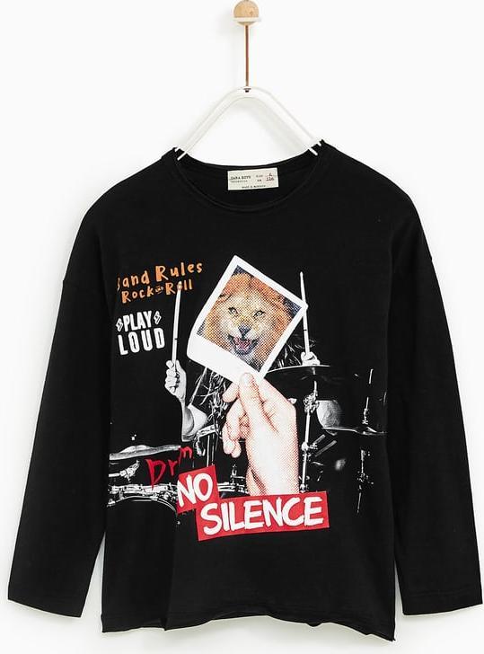 Отзыв на Футболка с из Интернет-Магазина Zara