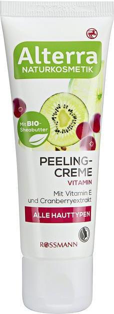 Отзыв на Alterra Peelingcreme Витамин из Интернет-Магазина ROSSMANN