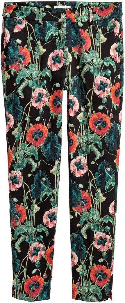 Отзыв на Цветные ровные брюки из Интернет-Магазина H&M