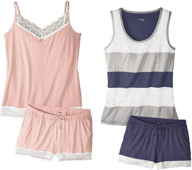 Отзыв на ESMARA® Нижнее белье для женщин комплект с шортами из Интернет-Магазина LIDL