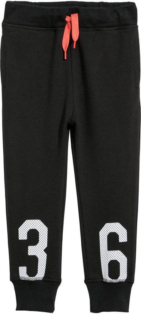 Отзыв на Спортивные штаны с принтом из Интернет-Магазина H&M