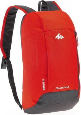 Отзыв на Рюкзак Arpenaz 10 литров красный/серый QUECHUA из Интернет-Магазина Decathlon