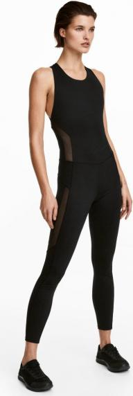 Отзыв на Sport-Jumpsuit из Интернет-Магазина H&M