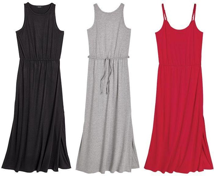Отзыв на ESMARA® для женщин Длинное платье из Интернет-Магазина LIDL