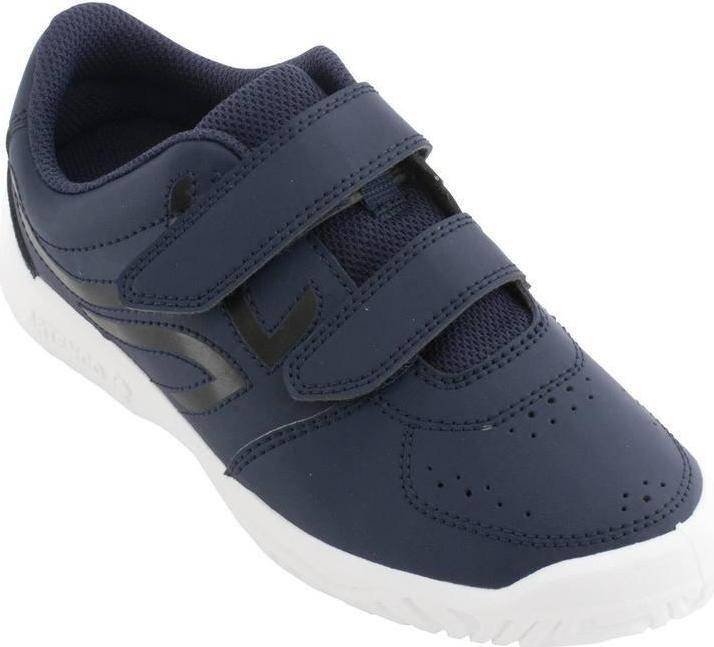50e189379f08 Отзыв на Теннисные туфли TS700 кроссовки с на липучке для детей голубой  ARTENGO из Интернет-