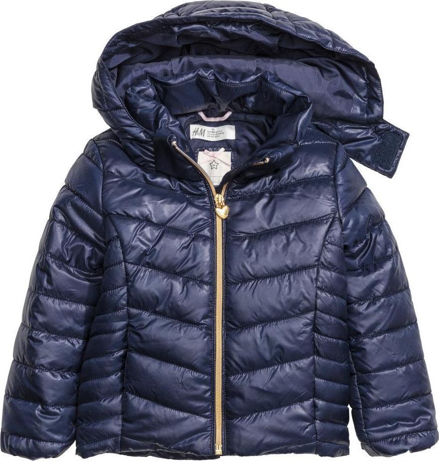 Отзыв на Стеганый Куртка с капюшоном из Интернет-Магазина H&M