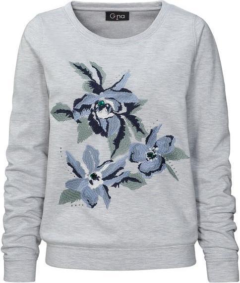 Отзыв на Для женщин свитер с вышивкой из Интернет-Магазина Ernstings family