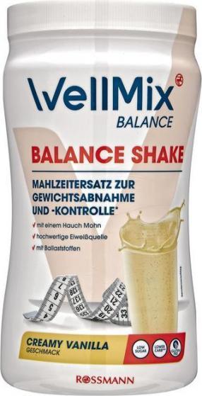 WellMix BALANCE WellMix Balance Shake Creamy Vanilla