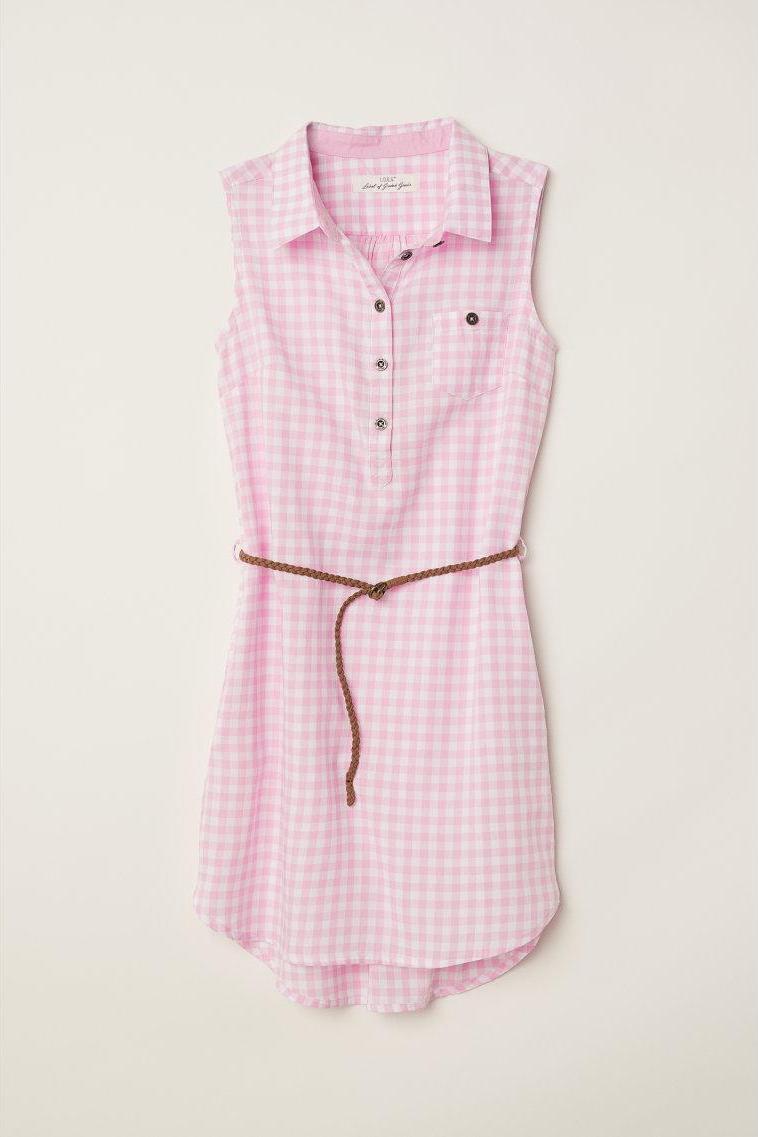 Отзыв на Без рукавов футболка платье из Интернет-Магазина H&M